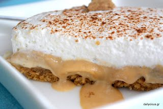 Μπανόφι (Banoffee Pie)