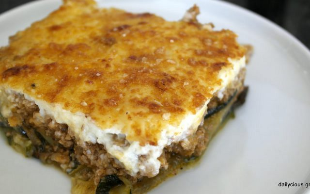 Greek Moussaka