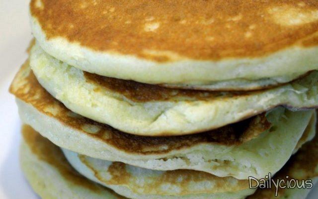 Αμερικάνικες τηγανίτες (Pancakes)