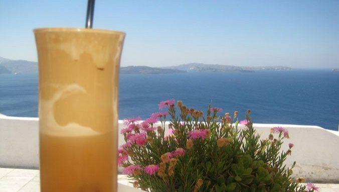 Frappé (iced coffee)