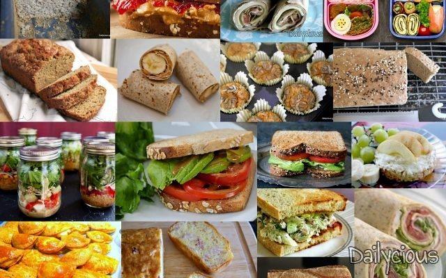 Ιδέες για σπιτικό σνακ και κολατσιό
