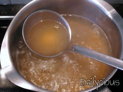 Ετοιμάζω ριζότο με θαλασσινά (ή γαρίδες)