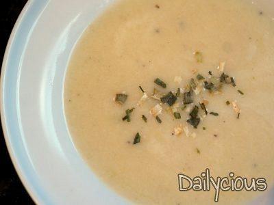 Σούπα Αυγολέμονη