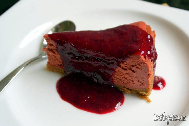 Τσίζκεικ Κόκκινο Βελούδο (Red Velvet Cheesecake)