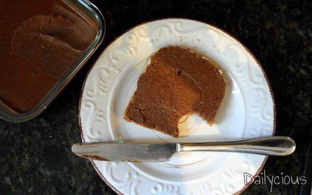 Νηστίσιμη Πραλίνα Φουντουκιού με Σοκολάτα (Nutella)