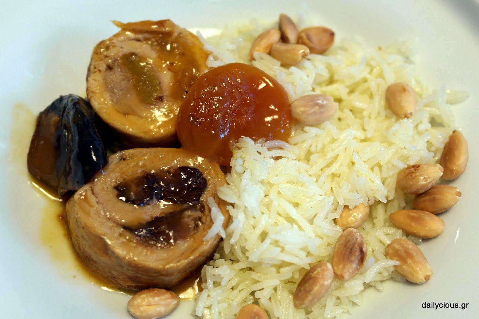 Τα σερβίρω ιδανικά με ρύζι basmati.