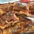 Παστουρμαδόπιτα Πολίτικη (Πίτα Καισάρειας)